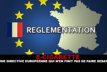 电子香烟:欧洲指令不会停止辩论。