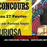 КОНКУРС: Конкурс Furiosa Vapor / Vapoteurs.net