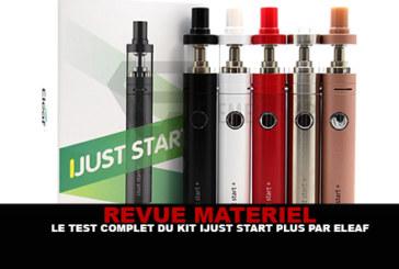 RECENSIONE: Il kit di test completo Ijust Start Plus (Eleaf)