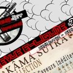 Revue E-Liquide #214 – KAMA SUTRA – GAMME (FR)