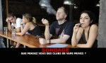 סקר: מה אתה חושב על מועדונים vape פרטית?
