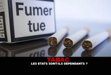 TABAC : Les états sont-ils dépendants ?