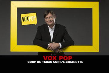 VOX POP : Coup de tabac sur l'e-cigarette