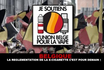 בלגיה: הרגולציה של הסיגריה האלקטרונית היא למחר!