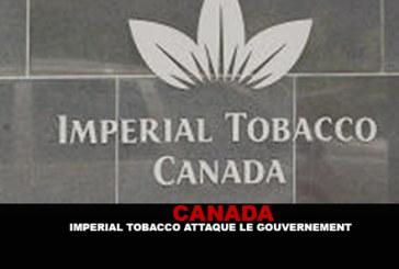 קנדה: הטבק הקיסרי תוקף את הממשלה.