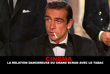 CINEMA: The dangerous relationship of the big screen with tobacco.