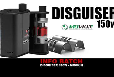 INFORMAZIONI SUL BAGNO: Disguiser 150w (Movkin)
