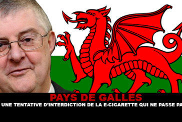 WALES: An attempt to ban the e-cigarette that does not pass!