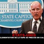 """ארה""""ב: הסדרת הוואפ מבהירה בקליפורניה."""