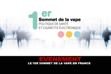 EVENT: The 1er summit of the vape in France.