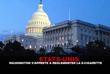 USA: Washington bereitet sich darauf vor, die E-Zigarette zu regulieren.