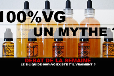 DISCUSSIONE: esiste realmente l'e-liquid 100% VG?