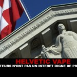 הלויטי VAPE: Vapoteurs אין עניין ראוי להגנה.