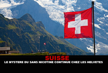 SWITZERLAND: The mystery of the nicotine-free continues among the Swiss.
