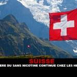 שווייץ: המסתורין של הניקוטין החופשי נמשך בין השוויצרים.