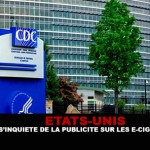 USA : Le CDC s'inquiète de la publicité sur les e-cigarettes !