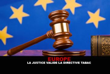 אירופה: צדק מאמת את הוראות הטבק ...