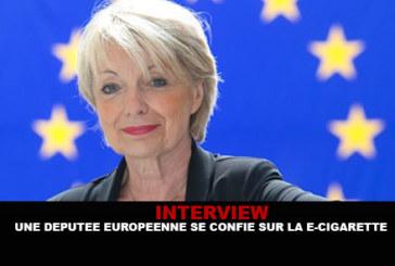 INTERVIEW: A MEP confides in the e-cigarette.