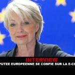 INTERVIEW : Une députée européenne se confie sur la e-cigarette.