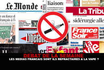 DISCUSSIONE: I media francesi sono refrattari allo svapo?