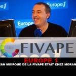 אירופה 1: ז'אן Moiroud de la Fivape היה של מורנדיני.