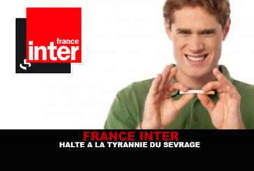 FRANCE INTER : Halte à la tyrannie du sevrage !
