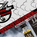 Revue E-Liquide #238 – FIVE PAWNS – TAKEN THREE (USA)