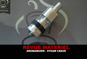 RECENSIONE: AROMAMIZER BY STEAM CRAVE