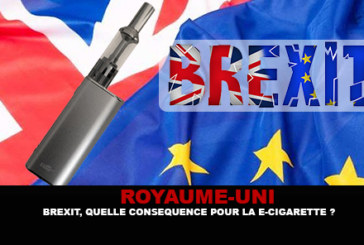 UNITED KINGDOM: Brexit, what is the consequence for the e-cigarette?
