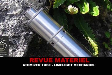 REVUE : ATOMIZER TUBE PAR LIMELIGHT MECHANICS