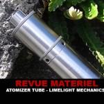 REVISIÓN: ATOMIZER TUBE BY LIMELIGHT MECHANICS