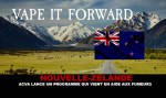 ניו זילנד: AVCA משיקה תוכנית לסיוע למעשנים.