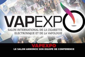 VAPEXPO: The show announces its conference team.