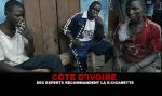 CÔTE D'IVOIRE: Experts raden de e-sigaret aan!