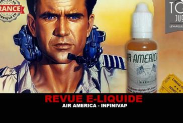 REVUE : AIR AMERICA (GAMME CINÉ SÉRIE) PAR INFINIVAP