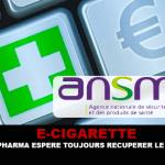 E-SIGARETTA: Big Pharma spera ancora di recuperare il mercato.