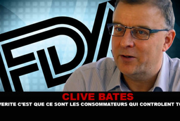 C. BATES: Η αλήθεια είναι ότι οι καταναλωτές ελέγχουν τα πάντα!