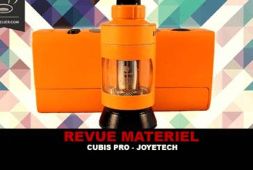 REVIEW: CUBIS PRO BY JOYETECH