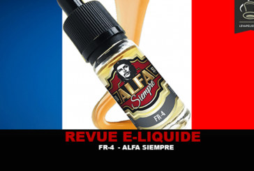 REVIEW: FR4 (ALFASIEMPRE RANGE) BY ALFALIQUID
