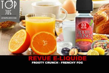RECENSIONE: CRONCH FROOTY (RANGE TERRITORIO) DA FROGGIA FRANCESE