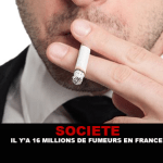 SOCIÉTÉ : Il y'a 16 millions de fumeurs en France !