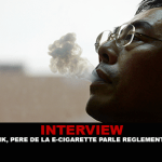 ΣΥΝΕΝΤΕΥΞΗ: Ο Hon Lik, ο πατέρας του e-cigarette speaks regulation.