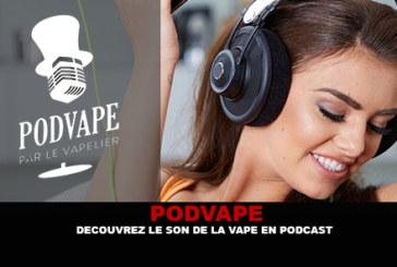 PODVAPE: Scopri il suono del podcast Vape.