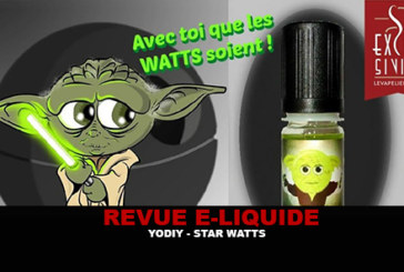 REVIEW: YODIY (STAR ​​WATTS RANGE) BY EVAPS