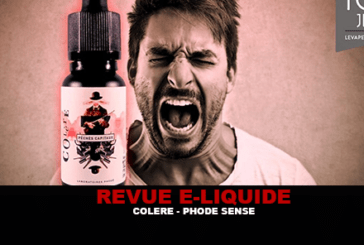 REVUE: ANGER (RANGE THE 7 SINS CAPITAL) DI PHODE