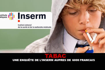 TOBACCO: A survey of INSERM at 6000 English