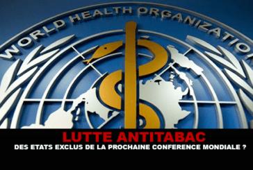 CONTROLLO DEL TABACCO: Stati esclusi dalla prossima conferenza mondiale?