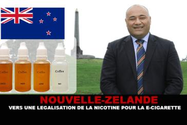 ניו זילנד: לקראת לגליזציה של ניקוטין עבור סיגריות אלקטרוניות!