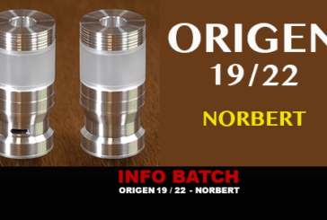 INFO BATCH : Origen 19/22 (Norbert)