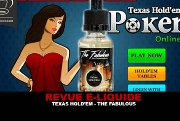 REVUE : TEXAS HOLD'EM PAR THE FABULOUS